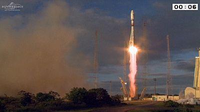 """Weiterer europäischer """"Sentinel""""-Satellit im All"""