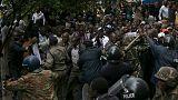 Kenya'da muhalif gösterilere polis müdahalesi