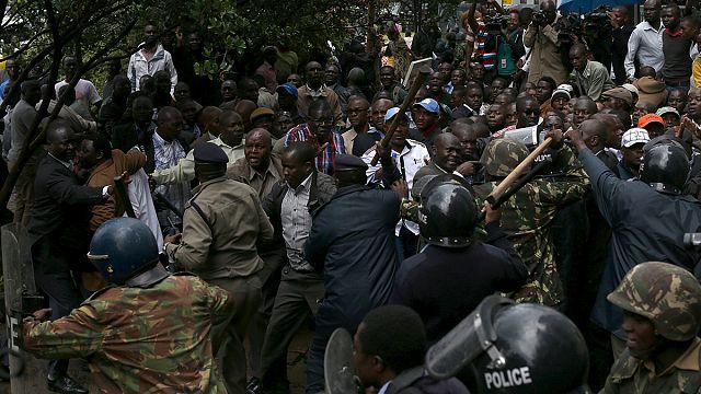 Kenyai ellenzékiek közt csapott szét a rendőrség