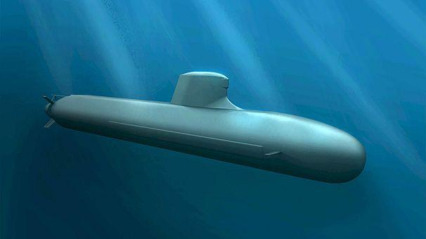 Новый подводный флот Австралии построит французская корпорация