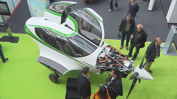 AERO Havacılık Fuarı'nda en yeni ürünler tanıtıldı