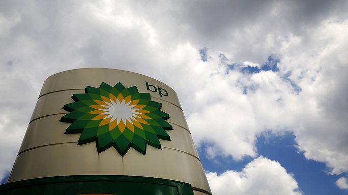 """تراجع أسعار النفط يلقي بظلاله على الشركة البريطانية """"بي بي"""""""