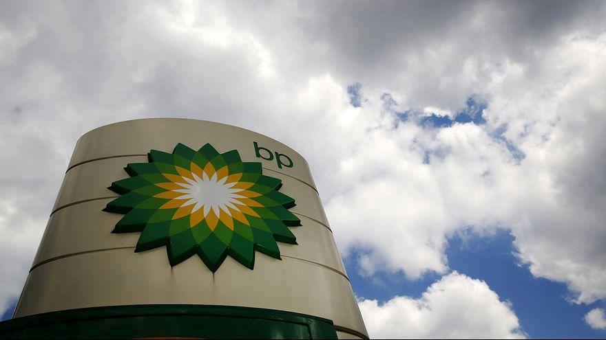 BP limite les dégâts au premier trimestre