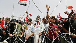 Багдад: массовая манифестация с требованием реформы правительства