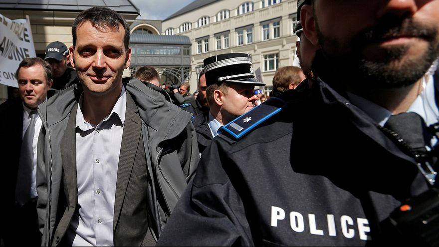 El abogado de Deltour dice que los denunciantes son un respiro para la democracia