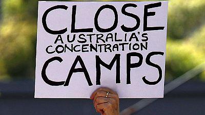 """Papua Nova Guiné: """"Campos de migrantes australianos são ilegais"""""""