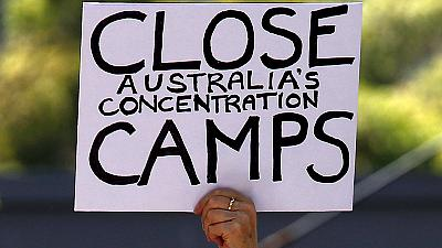 Australian offshore detention of asylum seekers 'illegal' rules court