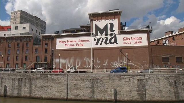Музей современного искусства открылся в Моленбеке