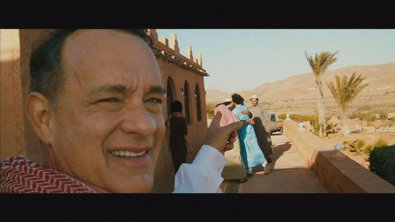 Les aventures saoudiennes de Tom Hanks
