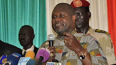 Machar finally arrives in Juba, commits to peace process