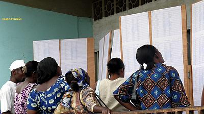 Gabon's civil society appeals for calm ahead of elections