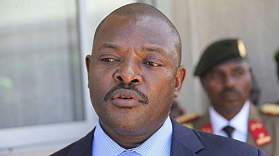 Burundi : le président condamne l'assassinat du général Athanase Kararuza