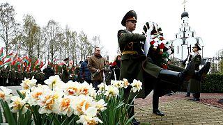 Ucrania y el mundo entero conmemoran tres décadas del desastre de Chernóbil