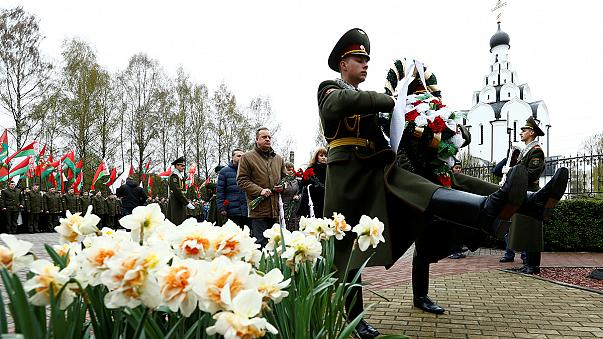 Ukraine marks 30th anniversary of Chernobyl disaster