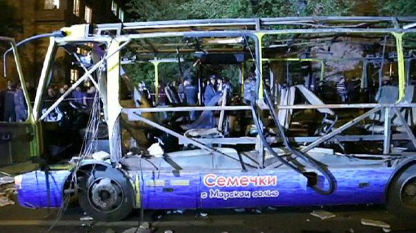 Arménia: Conflito familiar na origem de atentado contra autocarro