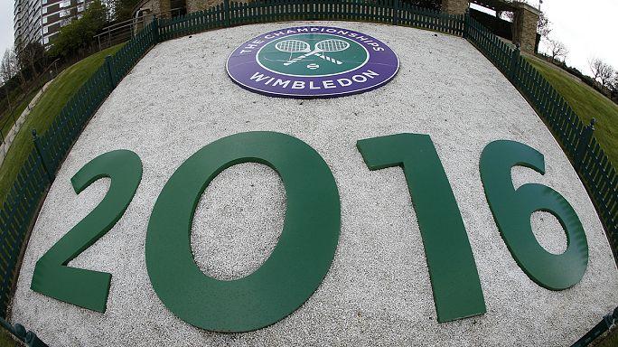 Wimbledon Tenis Turnuvası'nı kazanan artık 'dört köşe'