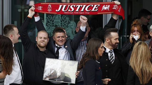 Roy.-Uni : 27 ans après le drame de Sheffield, les supporters blanchis par la justice