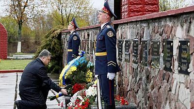 Ukraine commemorates 30th anniversary of Chernobyl disaster