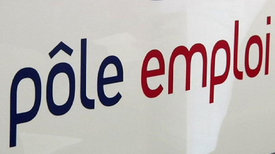 Kräftig weniger Jobsucher in Frankreich