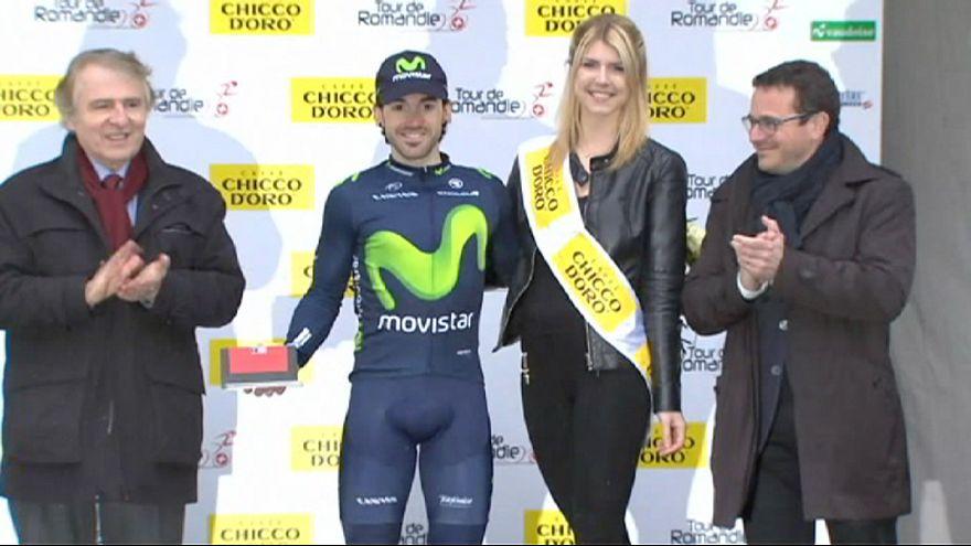 Izagirre wins Tour de Romandie prologue