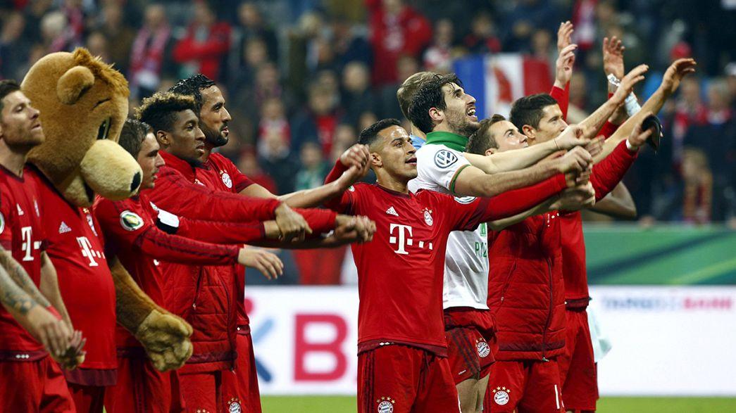 FC Bayern strebt sechstes Endspiel an