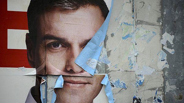 İspanya'da seçmene yeniden sandık yolu göründü