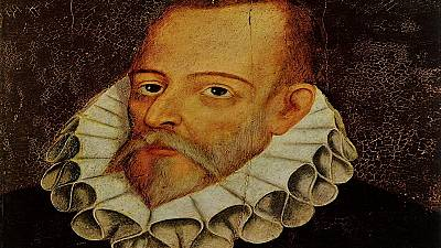 Spain celebrates literary icon Cervantes on a low key