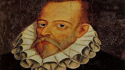 Spain celebrates literary icon Cervantes on a low key