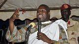 Güney Sudanlı isyancı güçlerin lideri Machar başkent Juba'da