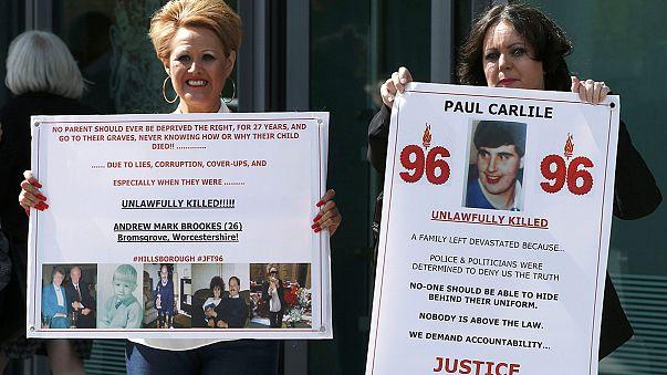 Hillsborough: Familiares das vítimas exigem demissão de chefes da polícia