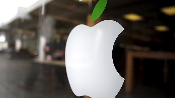 Les revenus d'Apple en recul pour la première fois depuis dix ans