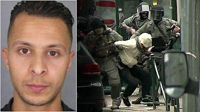Terrorverdächtiger Abdeslam an Frankreich ausgeliefert