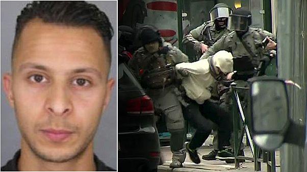 صلاح عبدالسلام به فرانسه منتقل شد