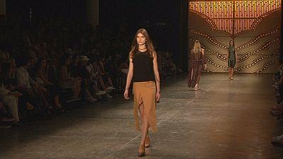 Sao Paul Fashion Week: Sarti und Uma