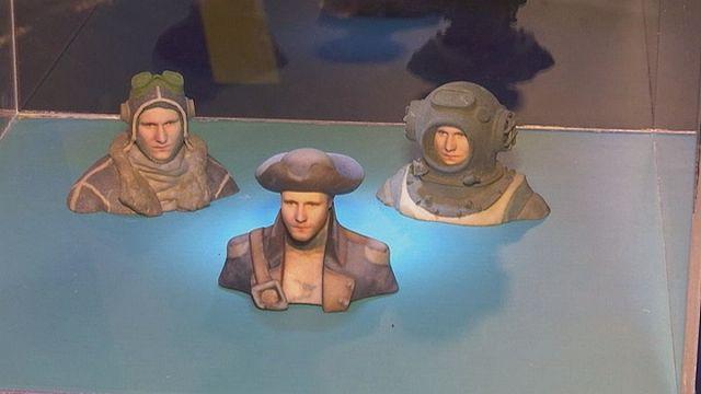 عروسکهای سفارشی، سوغات تازه اسکنرهای سه بعدی