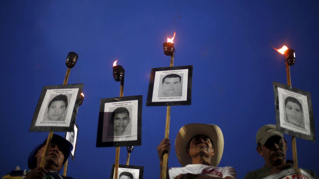 México: Famílias de desaparecidos exigem verdade