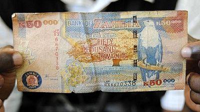 La monnaie zambienne se redresse