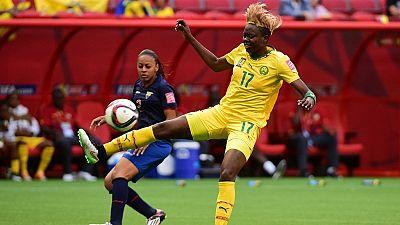 Footballeuse BBC 2016 : la Camerounaise Gaëlle Enganamouit nominée
