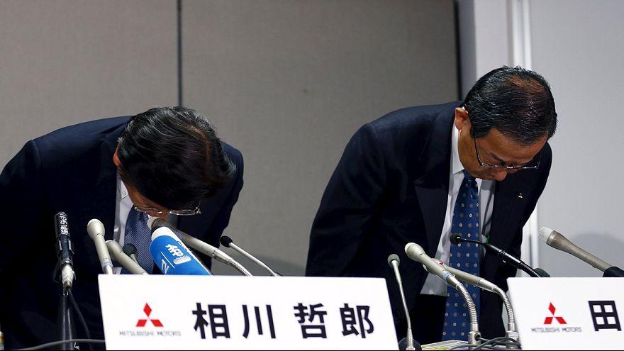 Mitsubishi scandal drastically hits Japanese orders