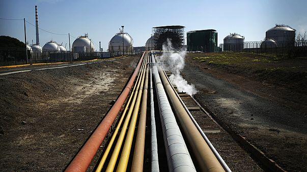 Primeiro carregamento de gás de xisto norte-americano chega a Portugal