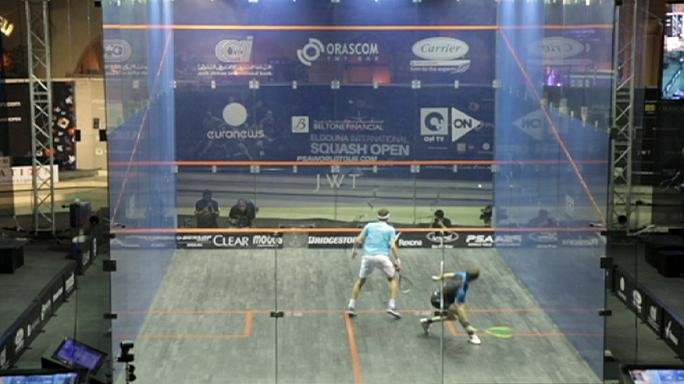 Squash: World number one Elshorbagy into El Gouna last eight