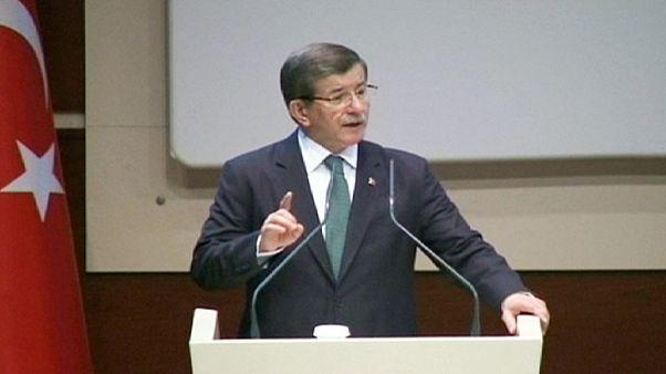"""Ahmet Davutoğlu: """"Yeni anayasada özgürlükçü laiklik olacak"""""""