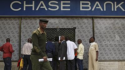 Kenya's Chase Bank reopens under new management