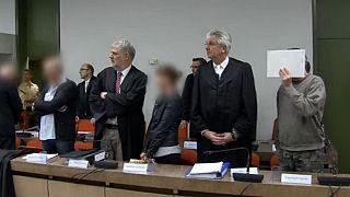 محاکمه اعضای یک گروه نئونازی در آلمان
