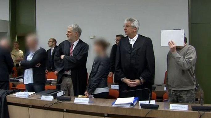 Quatre Allemands devant la justice pour des projets d'attentats visant des réfugiés