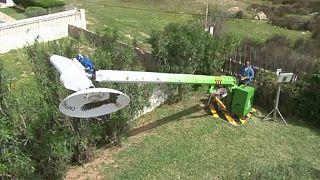 Tunisie : production d'une éolienne, inspirée de technologies anciennes