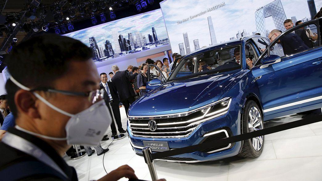 Una industria del automóvil plagada de escándalos contaminantes