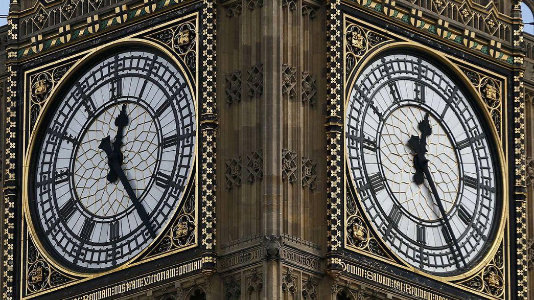 Londra'nın simgesi Big Ben susuyor