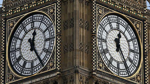 Elnémul a Big Ben
