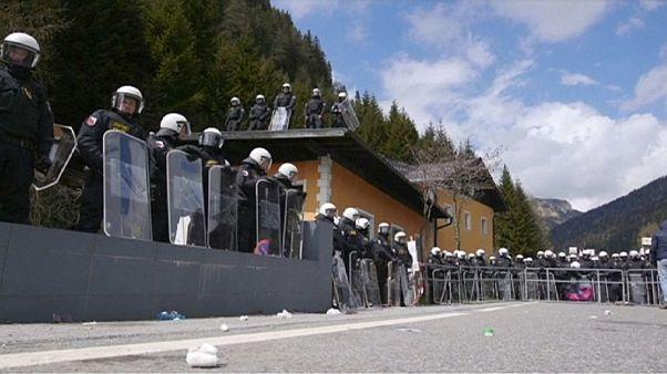 L'Autriche adopte une loi qui permet de fermer la porte aux réfugiés